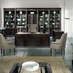 Испанская мебель столы, мебель кабинет руководителя классический