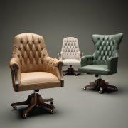 Кресла руководителей Art&Moble премиум класса