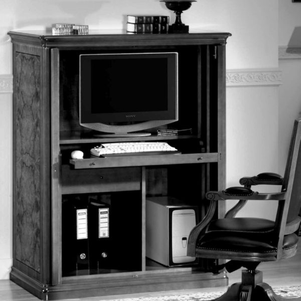 Кресло компьютерное вращающееся премиум класса