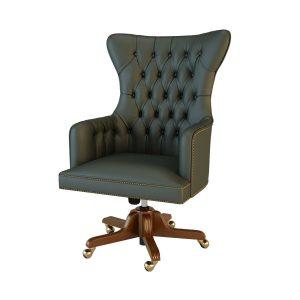 Кресло руководителя Art&Moble 01001 премиум класса ручной работы из Испании