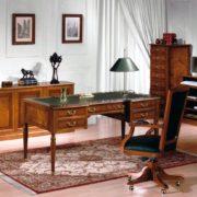Кресло для домашнего кабинета в классическом стиле