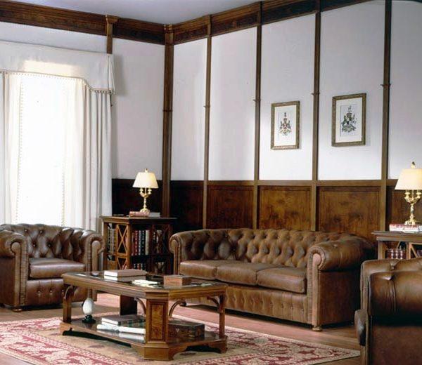Art&Moble - комплект мягкой мебели Честер