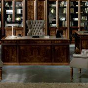 Кресло руководителя кожа, кресло для руководителя натуральная кожа, мебель кабинет руководителя классический