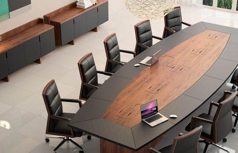 Стол для совещаний и переговоров FREEPORT | Ofifran. Испанская мебель, столы.