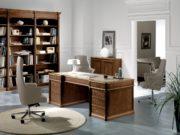 Стол руководителя в классическом стиле Art&Moble 01121